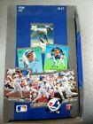 1991 Fleer Ultra '91 Baseball Logo Stickers & Trading Cards 36ct Item 437