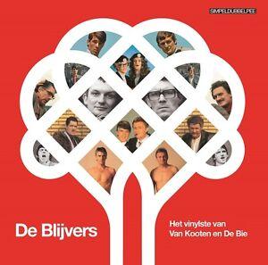 Van Kooten & De Bie De Blijvers Doble Vinilo LP 180 Gramos RSD 2016