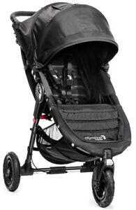 Baby-Jogger-City-Mini-GT-Compact-All-Terrain-Stroller-Black-Black-NEW
