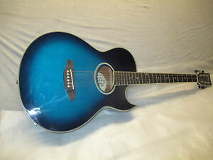 NASHVILLE-ELECTRO-ACOUSTIC-BLUEBURST-amp-100-039-s-D-039-AUTRES-a-VENDRE