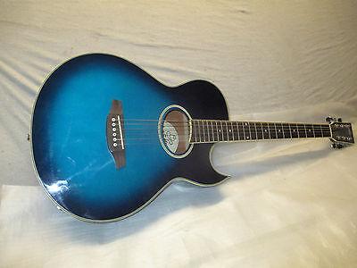 Nashville Electro Acoustic Blueburst & 100's D'autres A Vendre Convenient To Cook Instruments De Musique Guitares électro-acoustiques