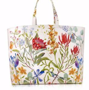Estee-Lauder-Flower-Large-Tote-Bag-Brand-New-Only-Bag-for-Spring-Summer