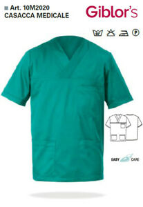 casacca-verde-medico-unisex