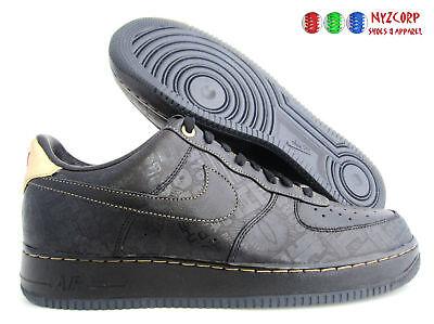 wholesale dealer 04275 23241 Nike Air Force 1 Low PRM BHM Premium Black History Month Sz 14 453419-007