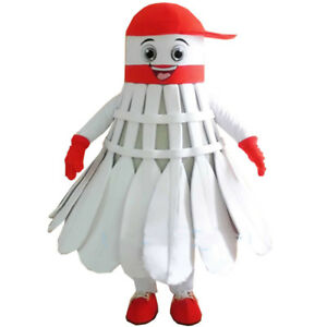 ADS-Shuttlecock-Mascot-Badminton-Costume-Party-Dress-Adult-Outfit-Game-Christmas
