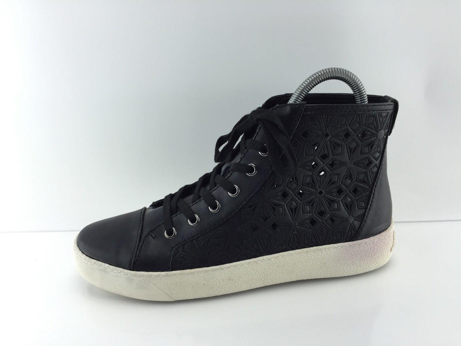 Sam Edelman Women's Black To Tops Athletic Boots  9.5 M