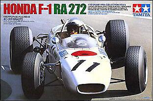 Tamiya 1 20 Honda F1 RA272