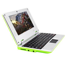 "7"" 7 inch NETBOOK MINI LAPTOP WIFI ANDROID 4.4 8GB 1.5GHz NOTEBOOK PC GR Tablet"