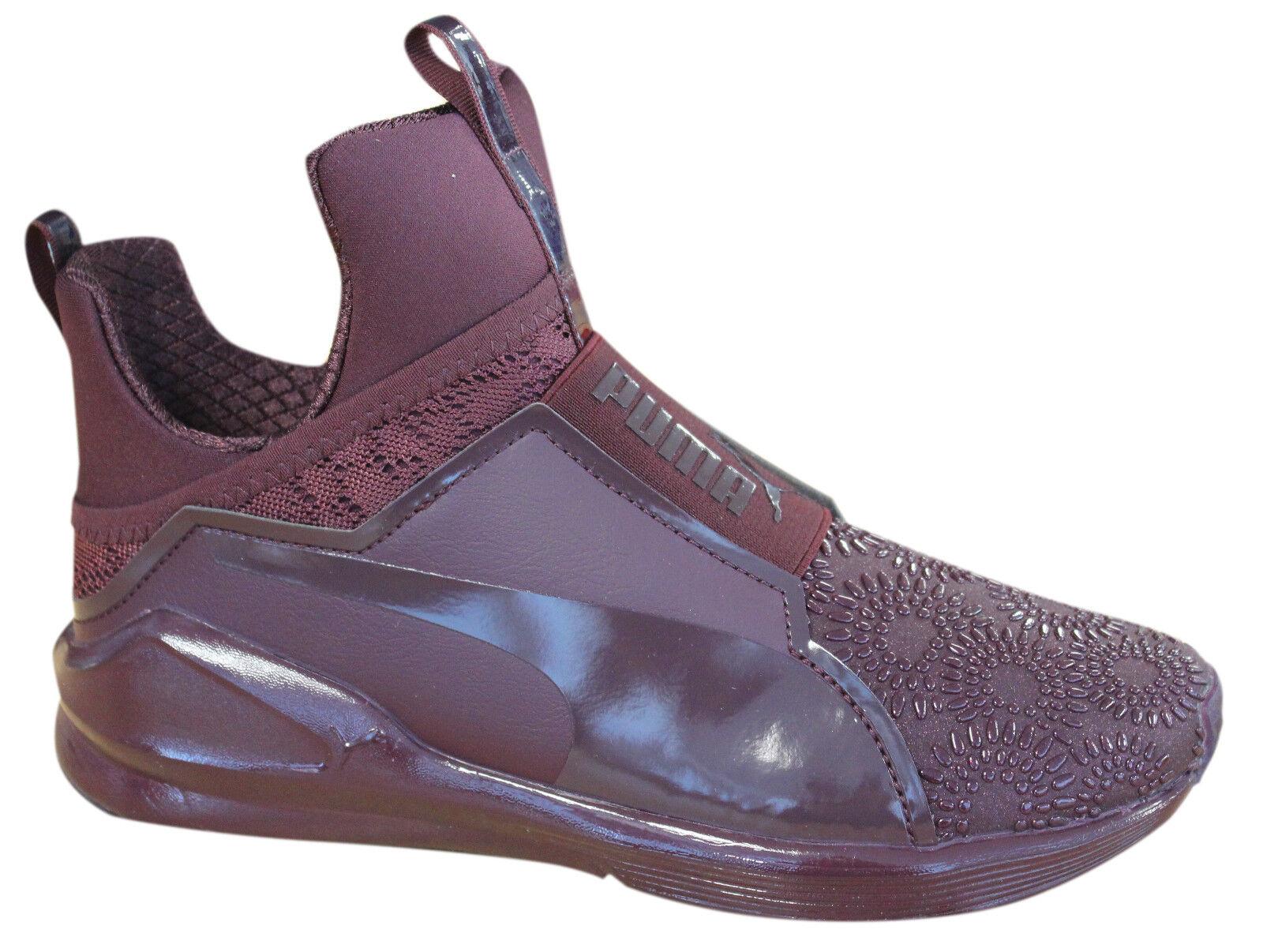 Puma Feroz Krm Krm Krm Zapatillas de Mujer sin Cordones Zapatos Baile Textil Malla  marcas de diseñadores baratos