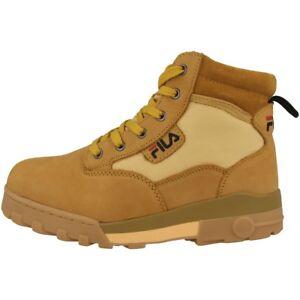 Grunge edu Fila Schuhe Boots Damen Stiefel 1010160 Mid Outdoor Women Ygybf67