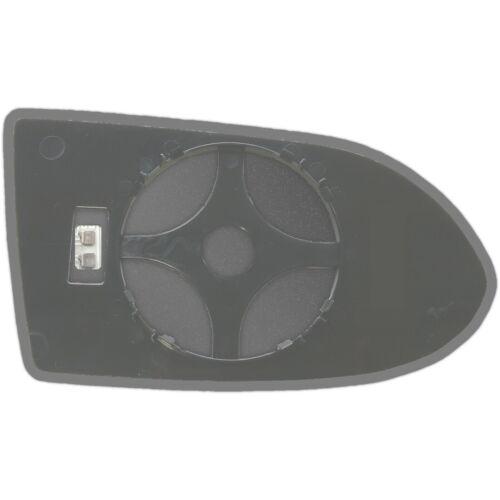 Links Asphärisch Spiegelglas Beheizbar für Opel Zafira A 1999-2005
