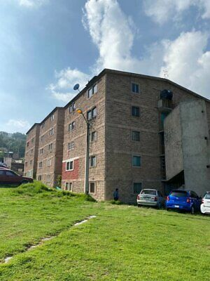 Departamento en 2do piso en Lomas de Coacalco en Privada Acepto infonavit