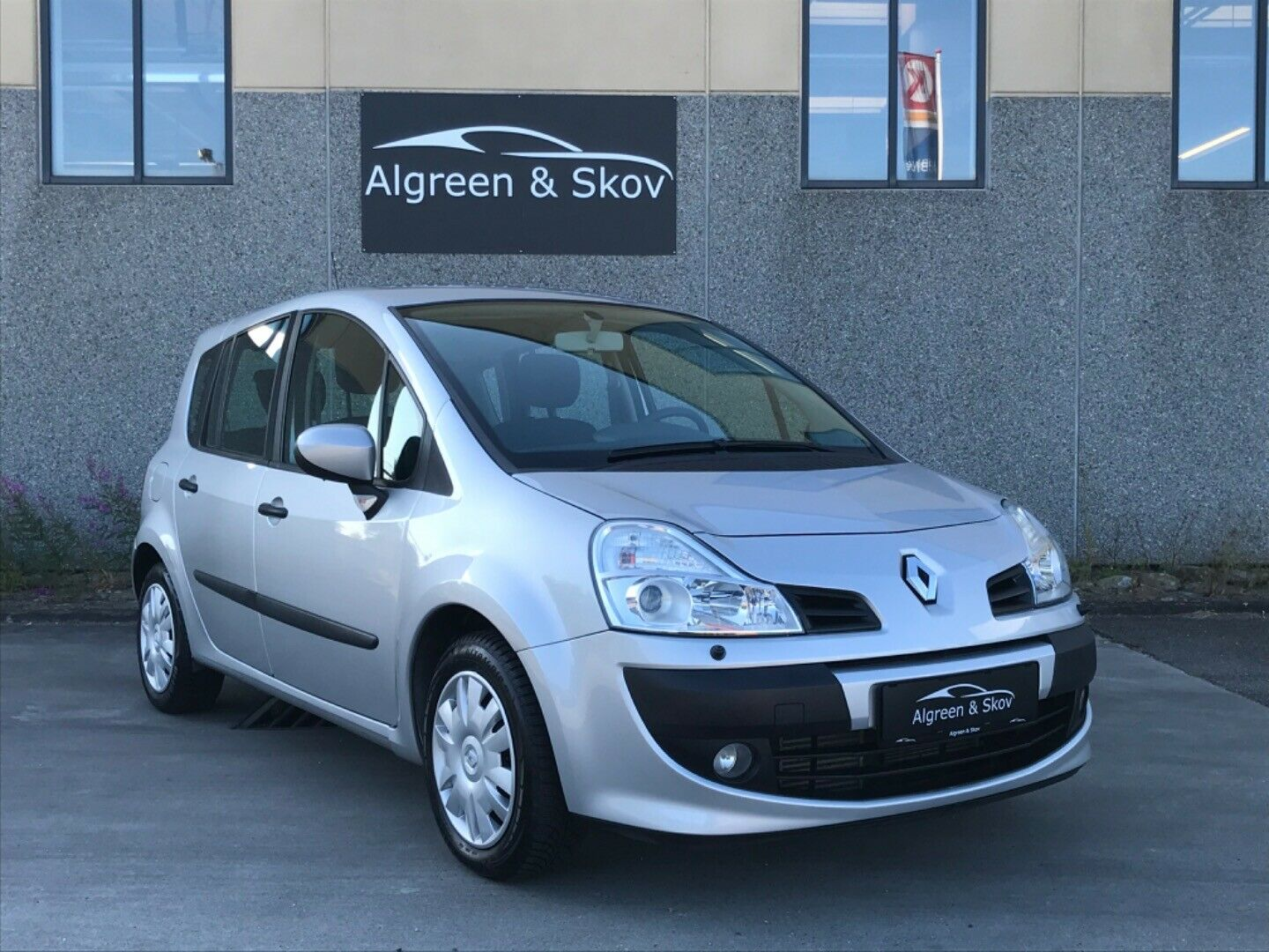 Renault Grand Modus 1,2 16V TCe Expression 5d