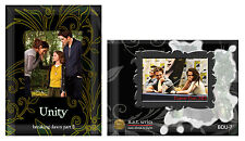 Twilight ~ NAT cards ~ Ltd Edition 25th Set ~ Breaking Dawn Pt 2  ~ Unity ~ New