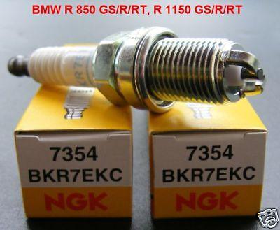 2x moto NGK-Candela bkr7ekc 7354 BMW R 1100 GS COMPLETO