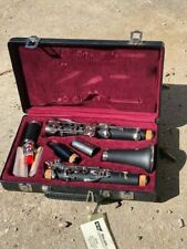 Accent CL521P Clarinet Woodwind Musical Instrument W/hard Case