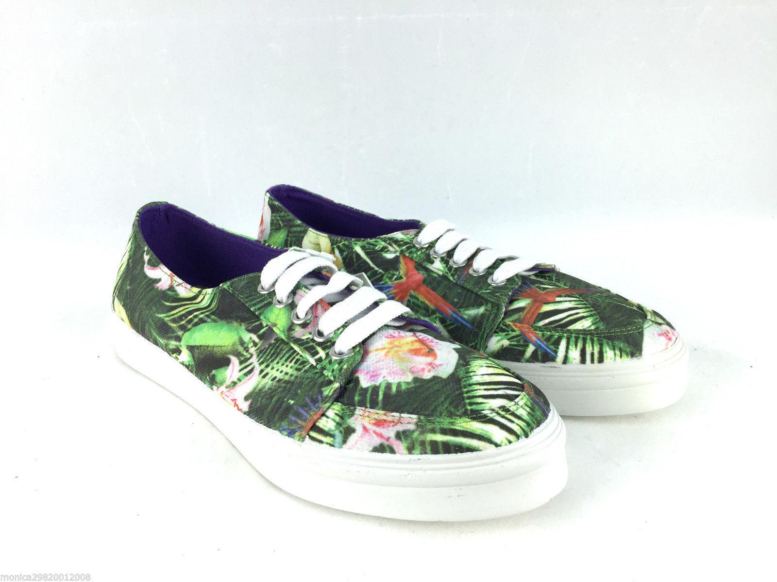 Zara Mujer EUR38 Floral Zapatos Talla UK5 EUR38 Mujer Us7.5 e68cbb