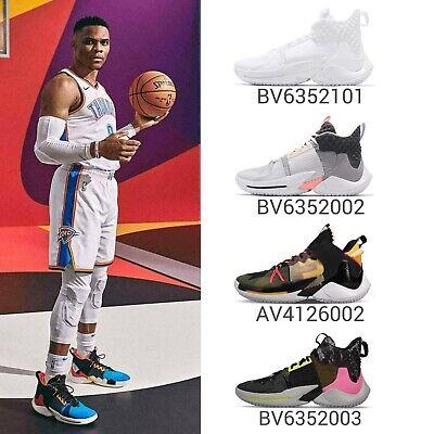 Nike Jordan Why Not Zer0.2 PF Russell