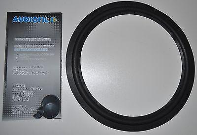 2x B&W 175mm Gummi,Rubber For DM 604 S3