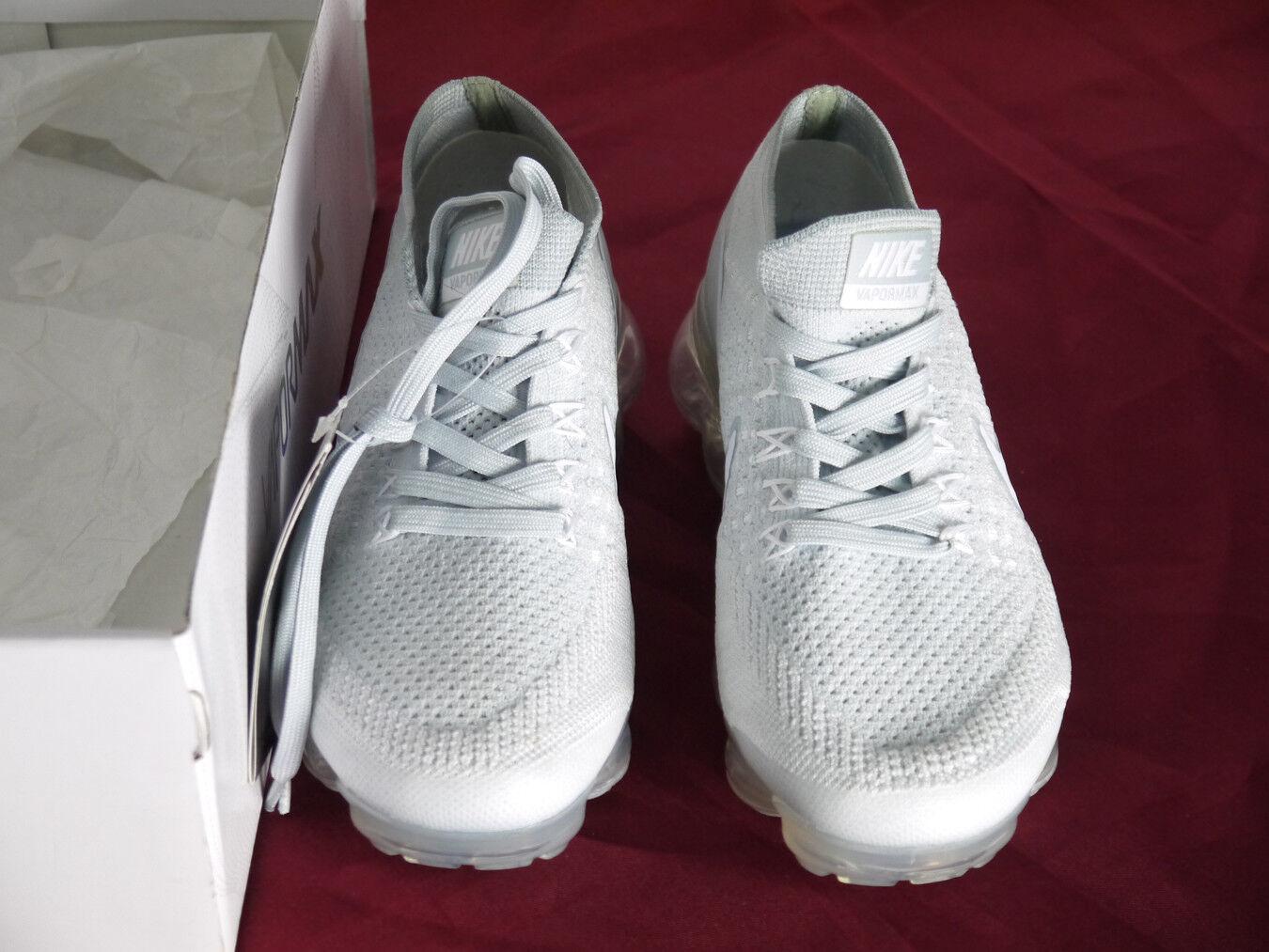 la nouvelle air taille limitée 8,5 chaussures sport air nouvelle vapormax 849557-004 platine - cd24a5