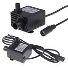 Ultra-quiet Mini DC 12V 500L/H Brushless Motor Magnetic Submersible Water Pump
