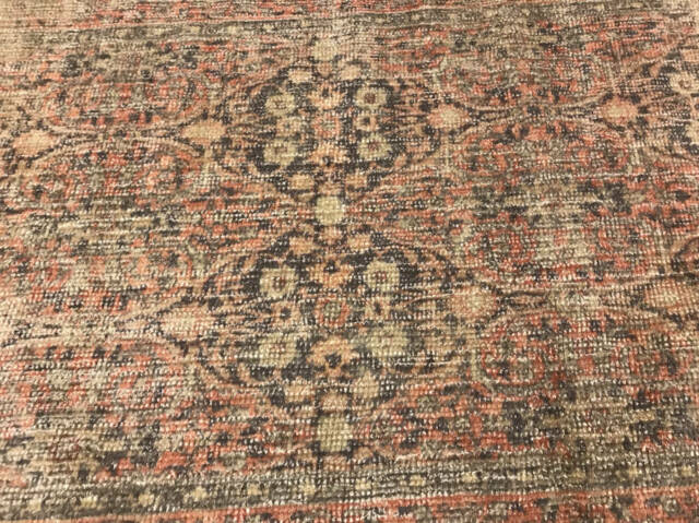 Pottery Barn Julianne Printed Rug~5x8~Warm