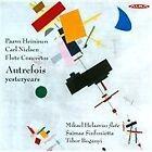 Autrefois (Yesteryears): Flute Concertos by Paavo Heininen & Carl Nielsen (2013)