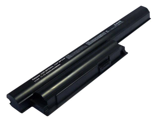 powersmart 6 celdas 5200mah Batería para SONY VAIO SVE VPC-EJ Series vgp-bps26