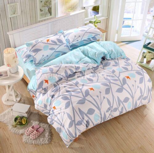 FALEN Duvet//Doona//Quilt Cover Set Queen//King//Super King Size Bed New