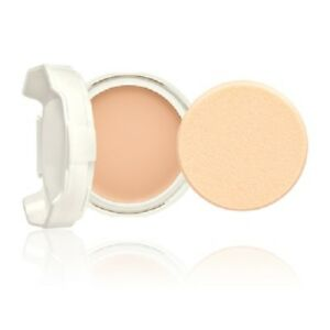 Details about Shiseido Elixir Luminous Glow Foundation SPF28 OC30 refill  with sponge cream