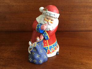 Vintage-Hallmark-The-Wonder-of-Christmas-Santa-Claus-Mary-Engelbreit-1992