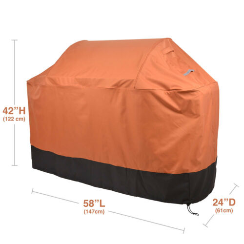 Complete Outdoor Protection Heavy Duty Waterproof BBQ Gas Grill Cover