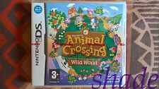 Animal Crossing Wild World ★ Nintendo DS ★ FR/Benelux ★Brand New Unopened / Neuf