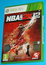 NBA 2K12 - Microsoft XBOX 360 - PAL