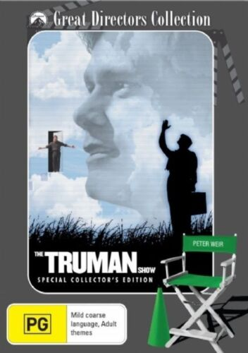 1 of 1 - The Truman Show (DVD, 2007) VGC Pre-owned (D109)