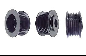 """49MM 1.9/"""" Alternator OVERDRIVE 8 GROOVE PULLEY"""
