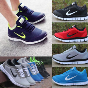 Homme-Femme-Basket-Course-Absorbeur-De-Choc-Fitness-Gym-Chaussures-Sport-Taille