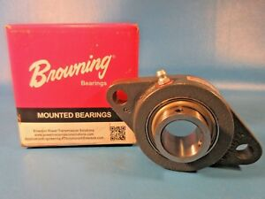 "Browning VF2S-116M 1/"" Bore Flange Bearing"