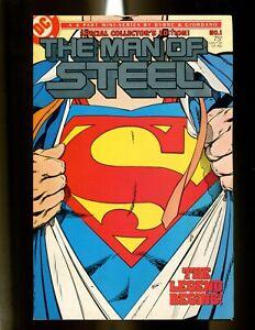 SUPERMAN MAN OF STEEL   # 21 1993-9.4 COMIC