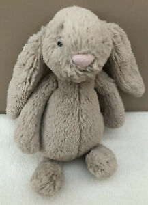 Jellycat-Small-Bashful-Beige-Bunny-Rabbit-Soft-Toy-Comforter-Baby-Plush-Soother