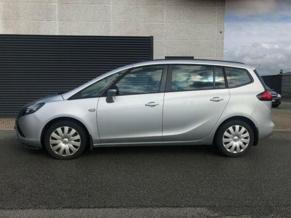 Opel Zafira 2,0 CDTi 170 Cosmo aut. Flexivan - billede 1