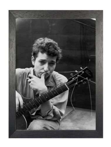 American Pop Singer Legend Songwriter Author Portrait Photo Poster Bob Dylan 8