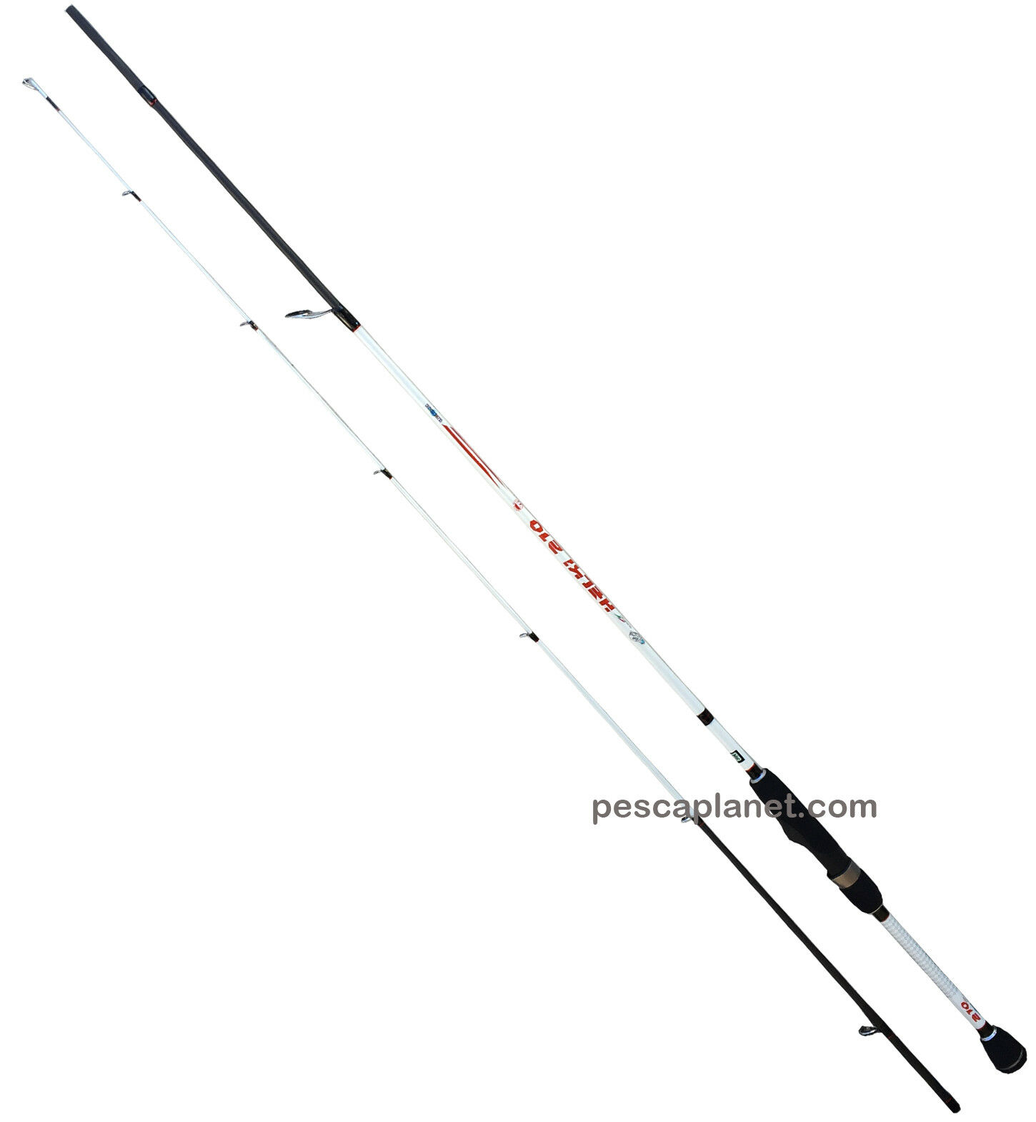2089210 Globe Fishing Canna pesca trout spin 190 cm 1-7gr carbonio  CAS