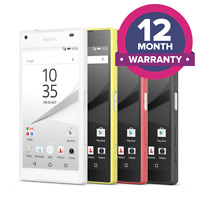 Sony Xperia Z5 Compact Unlocked Smartphone - 32GB - All Colours