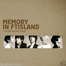 FTISLAND - Memory In FTISLAND (Remake Album) (1CD + Gift Photo)
