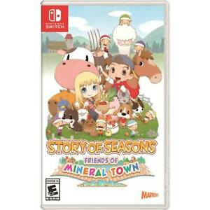 Story of Seasons: Friends of Mineral Town Standard Edition - Nintendo Switch