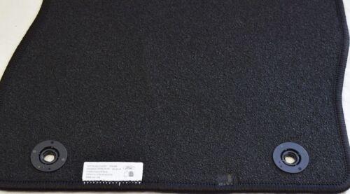 NEW GENUINE FORD FOCUS CARPET FRONT FLOOR MATS SET 2011-2017 BLACK PREMIUM SET