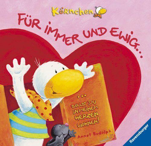 Körnchen * Für immer und ewig * Liebevolle Herzensgrüße * Ravensburger