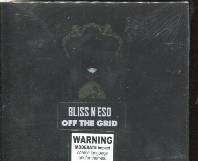 Off the Grid by Bliss N Eso (CD, May-2017)