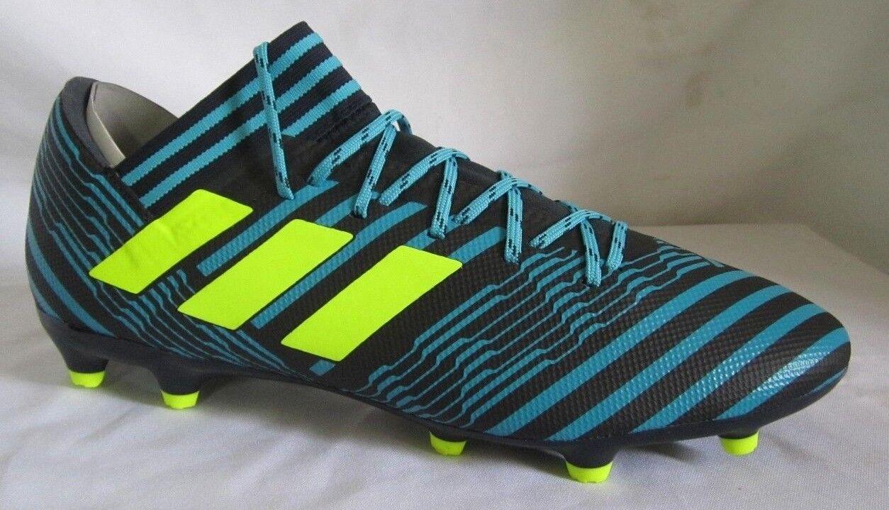 Adidas Nemeziz 17.3 Fg Blue   Cleats  Soccer  Men  Shoes  10.5